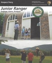 Harpers Ferry Junior Ranger