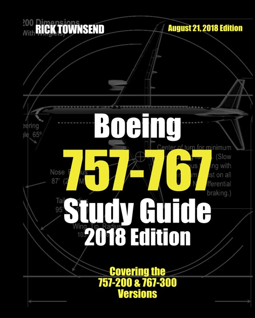 2018 boeing 757 767 study guide by rick townsend on ibooks rh itunes apple com
