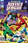 Justice League Europe 1989- 47