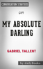 Daily Books - My Absolute Darling by Gabriel Tallent  Conversation Starters artwork