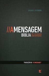 Bíblia - A Mensagem Book Cover