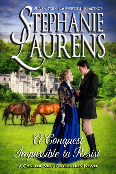 A Conquest Impossible To Resist - Stephanie Laurens book cover