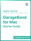 GarageBand For Mac Starter Guide MacOS High Sierra