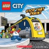Stop That Train LEGO City Storybook