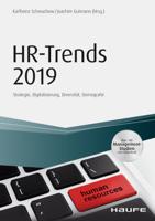 Karlheinz Schwuchow - HR-Trends 2019 - inklusive Arbeitshilfen online artwork