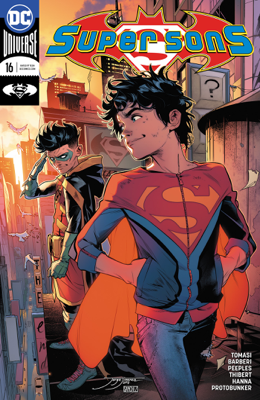 Super Sons (2017-) #16 - Peter J. Tomasi, Brent Peeples & Carlo Barberi book