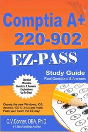 Comptia A+ 220-902 Q & A Study Guide book