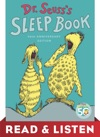 Dr Seusss Sleep Book Read  Listen Edition