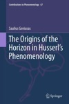 The Origins Of The Horizon In Husserls Phenomenology