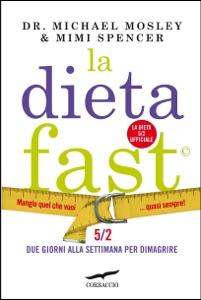 La Dieta Fast Book Cover