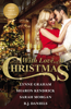 Lynne Graham, Sarah Morgan, Sharon Kendrick & B.J. Daniels - With Love, At Christmas - 4 Book Box Set artwork