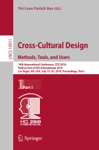 Cross-Cultural Design Methods Tools And Users