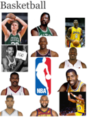 Basketball (Greatest of all Time)