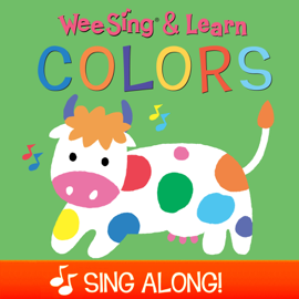 Wee Sing & Learn Colors book