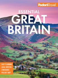 Fodor's Essential Great Britain book