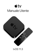 Manuale utente di Apple TV