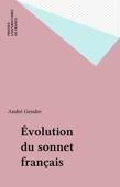 Évolution du sonnet français