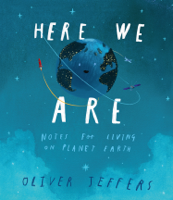 Oliver Jeffers - Here We Are artwork