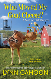 Who Moved My Goat Cheese? book