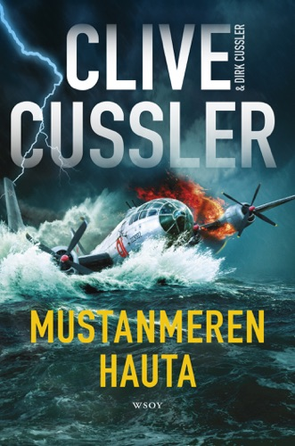 Clive Cussler & Dirk Cussler - Mustanmeren hauta