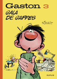 Gaston (Edition 2018) - tome 3 - Gala de gaffes