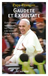 Gaudete et Exsultate La couverture du livre martien