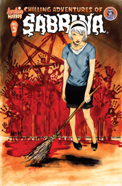 Chilling Adventures of Sabrina #5 book