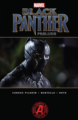 Marvel's Black Panther Prelude pdf Download