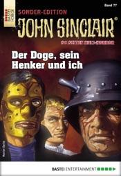 John Sinclair Sonder-Edition 77 - Horror-Serie