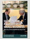 Secrets For A Successful Small Business