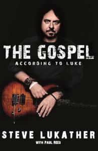 The Gospel According to Luke La couverture du livre martien