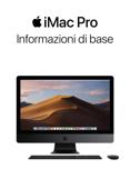 Informazioni di base su iMac Pro