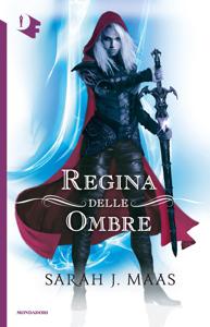 Regina delle ombre Copertina del libro