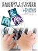 Easiest 5-Finger Piano: Classical Favourites
