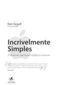 Incrivelmente Simples Book Cover