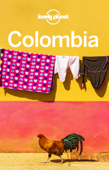 Colombia Travel Guide Book Cover