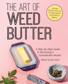 The Art of Weed Butter book
