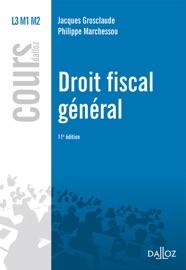 Droit Fiscal G N Ral