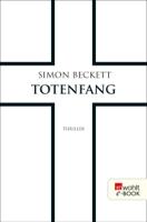 Simon Beckett - Totenfang artwork