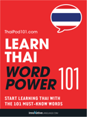 Learn Thai - Word Power 101