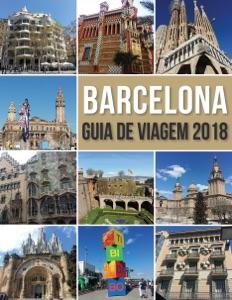 Guia de Viagem Barcelona 2018 Book Cover