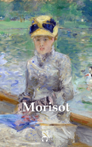 Delphi Complete Paintings of Berthe Morisot (Illustrated) Buch-Cover