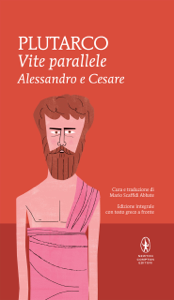 Vite parallele. Alessandro e Cesare Libro Cover
