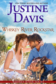 Whiskey River Rockstar - Justine Davis book summary