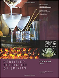 Certified Specialist of Spirits Study Guide book