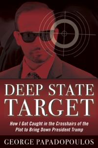 Deep State Target Copertina del libro