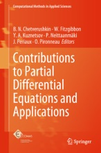 Contributions To Partial Differential Equations And Applications