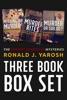 The Johnny Sundance Mystery Series Box-Set #1, Books 1-3,