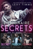 Lexy Timms - Billionaire Secrets Box Set Books #1-3  artwork