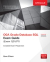 OCA Oracle Database SQL Exam Guide Exam 1Z0-071